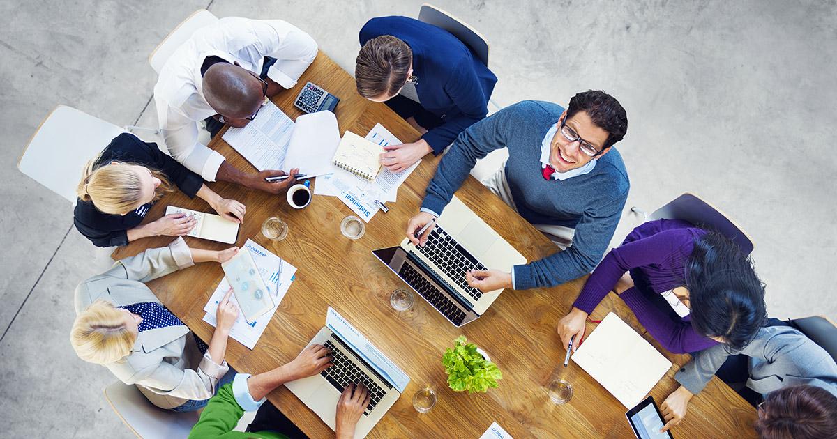 Branchenlösungen, die Ihren Kunden helfen, ihre Ziele zu erreichen - blog picture