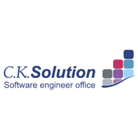 Logo C.K. Solution