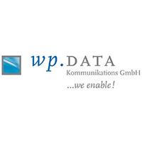 Logo WP.DATA Kommunikations GmbH