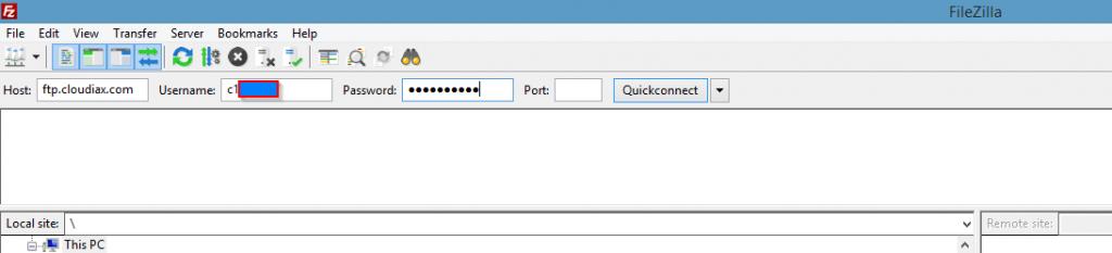 FTP - FTPS: Transfer your files like customer databases