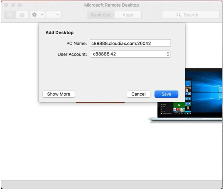 Add-Desktop