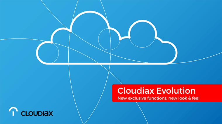 Cloudiax evolution html5 client