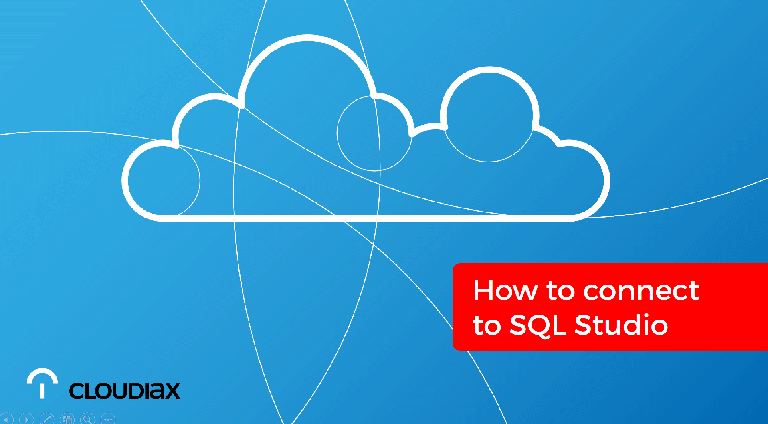 How to connect to your SQL Studio