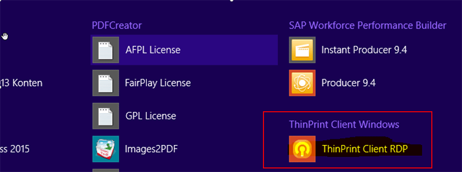 ThinPrint-Client-RDP