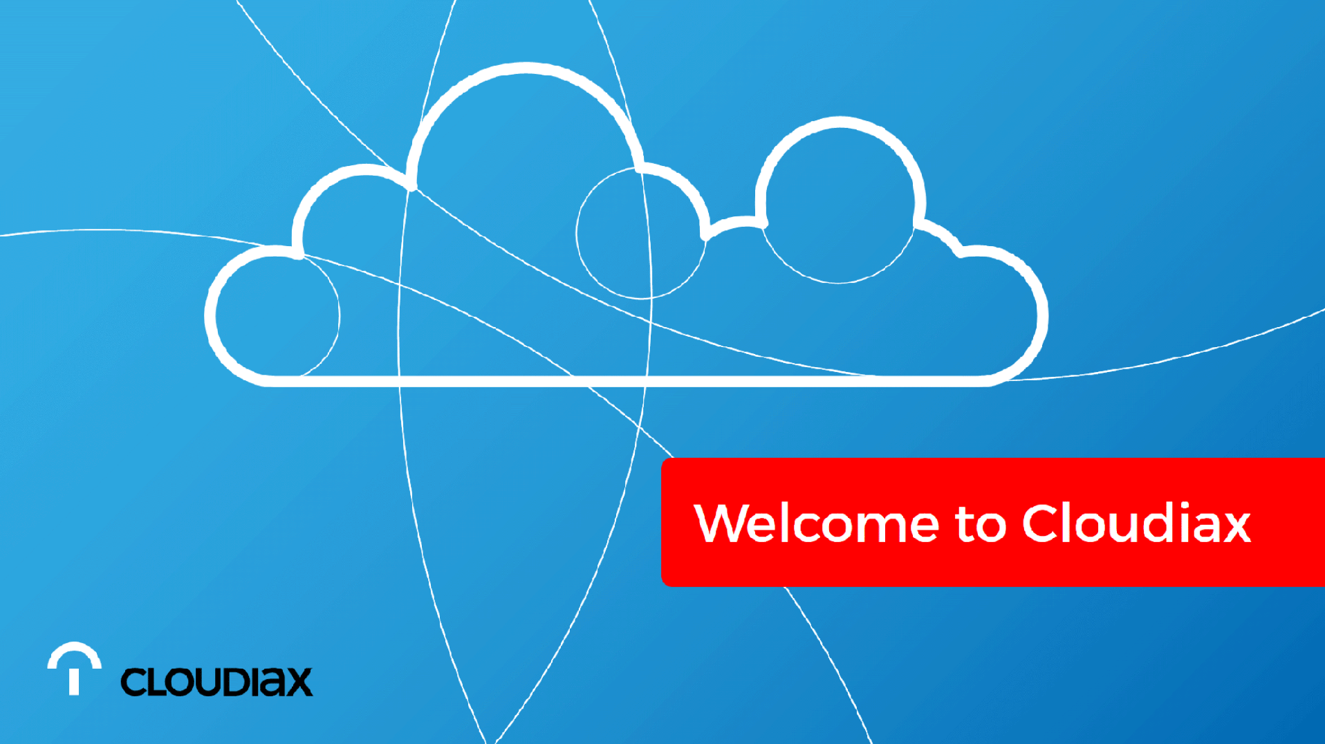Welcome to Cloudiax