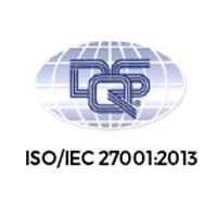 ISO / IEC 27001 2013 Certified